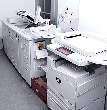 Digital correspondence printing and posting
